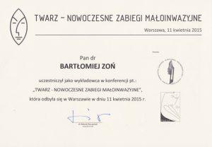 medycyna estetyczna dr Zoń
