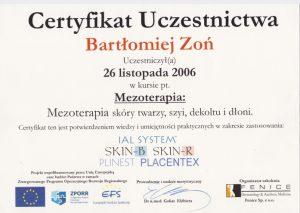 mezoterapia dr Zoń