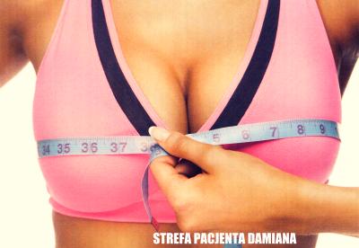 jakie implanty - powiększanie piersi